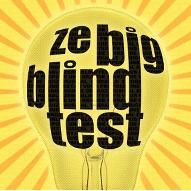 ZE BIG BLINDTEST [INTERFACE]